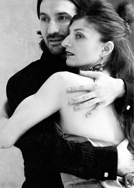 OtroTango : argentinian tango in Paris with Daniel Darius and Valérie Onnis