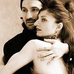 Valérie Onnis et Daniel Darius